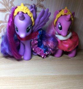 My little pony большие