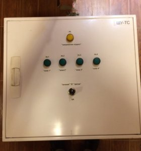 Электрический шкаф обогрева кровли