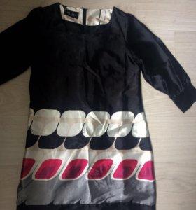 Трапецевидное платье