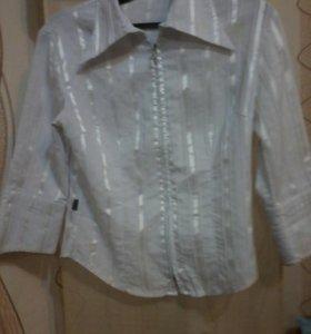 блузка на молнии