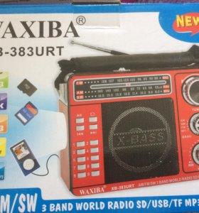 Радиоприёмник новый