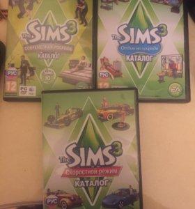The sims 3 дополнения. Все за 300
