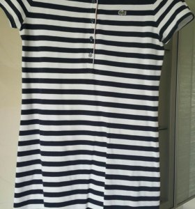 Платье трикотажное, Lacoste, 46 размер