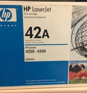Картридж Hp LaserJet 42A Q5942A