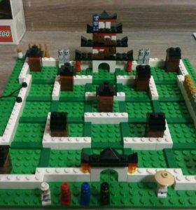 Игра Лего Ниндзяго 3856