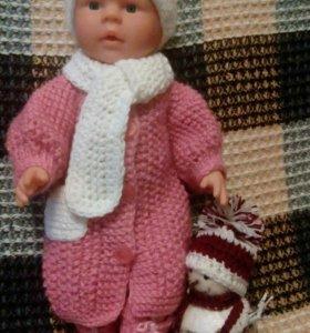 Одёжка для кукол Baby born