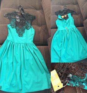 Новое платье,р-р42-44,с биркой