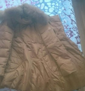 Куртка пух