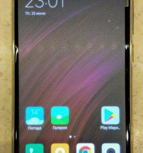 Xiaomi Redmi 4x чёрный