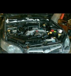Subaru Legacy 2 мт