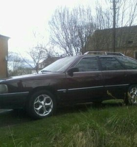 Audi 100. 44 кузов. 1990г