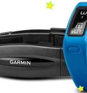 Garmin Vivofit HRM (с пульсометром)