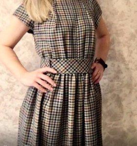 Платье 👗 теплое