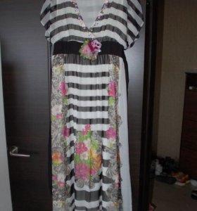 Вечернее платье для беременной