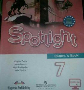 Spotlight английский 7 класс