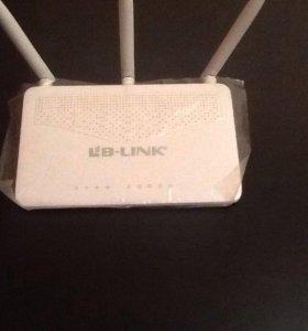 Wi-fi роутер lb-link bl-wr3000
