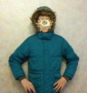 Финская куртка для мальчика 128 размера