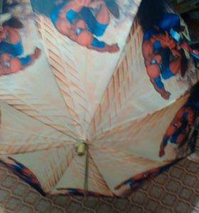 Зонты для мальчика Новые