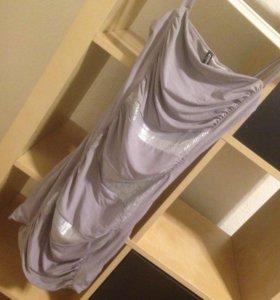 Платье на бретельках CONCEPT CLUB xs