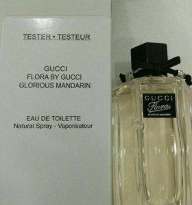Туалетная вода Gucci Flora Mandarin