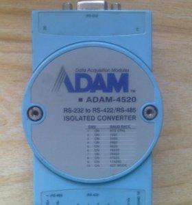 Конвертер интерфейсов RS232 RS485