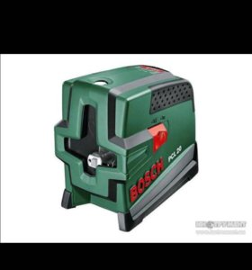 Лазерный нивелир Bosh pcl 20 set