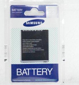 Аккумуляторы для Samsung Galaxy Note 2 N7100