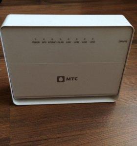 МТС-Wi-Fi Роутер