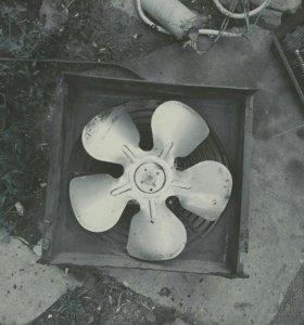 Вентилятор на радиатор охлаждения