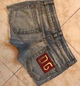 Dolce Gabbana 😻,джинсовые шорты,оригинал