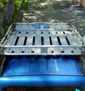 Багажник алюминий