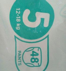 Трусики-подгузники 25 шт
