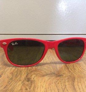 Солнечно-защитные очки