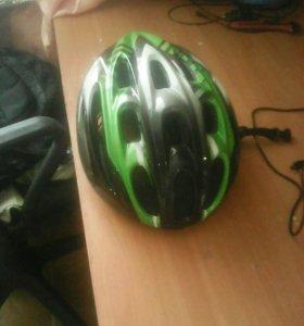 Срочно! Велосипедный шлем.