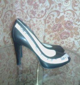 Туфли( покупала за 4000)