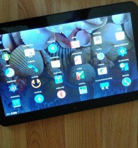 "Планшет Roverpad GO Q10 3G , 10.1"""