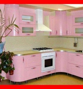 Кухонный гарнитур МДФ - 051