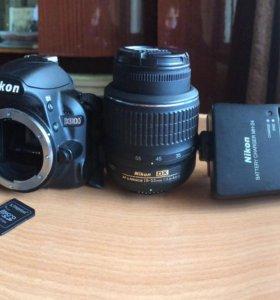 Nikon D 3100 kit 18-55