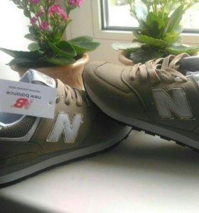 Новые кроссовки New Balance(36,38,41)