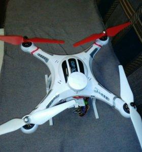 Квадрокоптер cx-20 с FPV