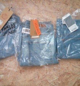Абсолютно новые джинсы 46 -48 р (3шт)