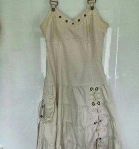 Сарафан,платье и рубашка