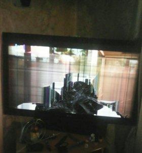 Телевизор на запчасти.