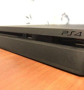 PlayStation 4 Slim 2TB (!) SSHD