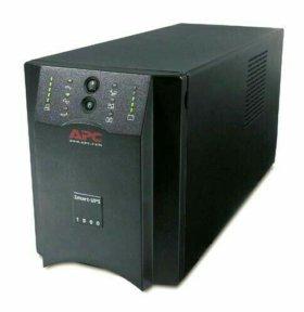 Бесперебойник apc smart-ups 1500