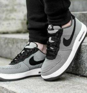 Кроссовки Nike Air Force 1 Elite Textile