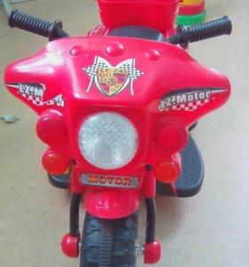 Мотоцикол детский