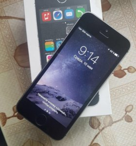 Айфон 5S space gray