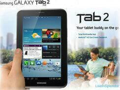 "💻 3G планшет 7"" Samsung Galaxy Tab 2 в идеале"