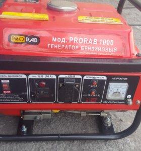 Бензогенератор 1 кВт